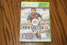 FIFA Soccer 13  (Xbox 360, 2012) Used Complete