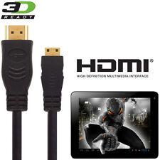 Flytouch SuperPad 2, 3, 7 Tablet PC HDMI Mini a HDMI TV Cable De Plomo De Alambre 2.5m