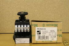 MOELLER ELECTRIC PRESSURE SWITCH  MCS22-G  KLOCKNER