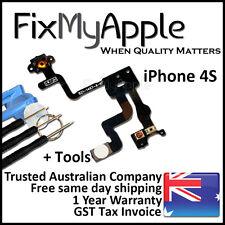 iPhone 4S Power Button Proximity Light Sensor Flex Cable Ribbon Switch Tools Kit