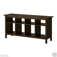 Ikea Hemnes Sofa Table Black Brown 002.518.09