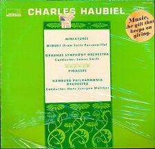 Charles Haubiel Miniatures Minuet Pioneers  Orion ORS 75197 LP SEALED