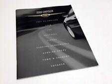 2000 Chrysler 300M LHS Concorde Cirrus Sebring Town & Country 2001 PT Brochure