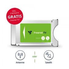 Freenet TV DVB-T2 HD DVB - S Ci + Module Assis Réception - Plus Terrestre