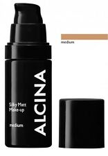 Alcina Silky Matt Make-up medium  - 30ml