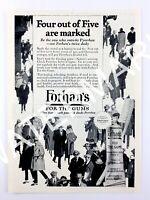 1924 Forhans For The Gums Pyorrhea Formula RJ Forhan DDS Print Advertising 157A