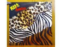 KISS - ANIMALIZE  - LP/VINILO - ESPAÑA - 1984 - (EX/NM - EX/NM)