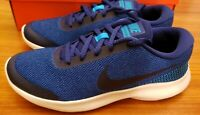 NEW Nike Men's Flex Experience SIZE 7 Running Athletic Shoes ROYAL BLUE 908985