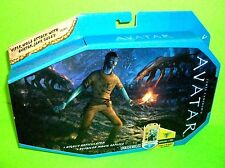 VIPER WOLF ATTACK AVATAR JAKE SULLY Action Figure James Cameron Movie 2-Pack '09