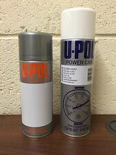 SPRAY PAINT + GREY PRIMER  colour code mixed custom car AEROSOL(VAT INVOICE