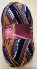 Stylecraft Special Effects Print DK 100g balls - fairisle variegated yarn