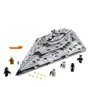 First Order Star Destroyer Model 1457pcs Starwars Building Blocks Bricks Toys'.