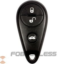 New 1999 -2008 Subaru keyless Entry Remote 4 Buttons