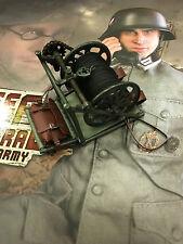 Dragon in fatto Stalingrado Josef Dreams in Metallo Filo Telaio Reel & Loose SCALA 1/6th