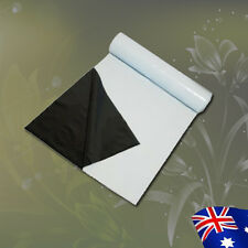 Hydroponics Film 3 Meter x30 Meter Black and White Reflective Film For Grow Room