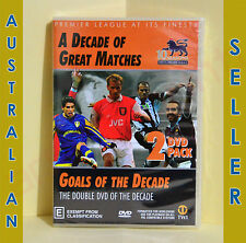 A Decade of Great Matches DVD
