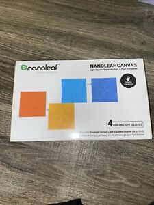 Nanoleaf NL29-0001SW-4PK Canvas Expansion