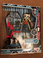 Monster High Doll I Heart Love Fashion FRANKIE STEIN New In Box TRU EXCLUSIVE