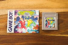 Battletoads Double Dragon Ultimate Team Nintendo Game Boy with Manual Great!