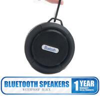 Waterproof Outdoor Bluetooth Wireless Loudspeaker Portable Shower Stereo Speaker