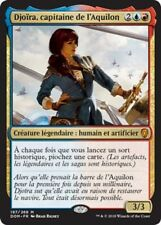 MTG Magic - Djoïra, capitaine de l'Aquilon - Dominaria -  Rare Mythique - VF