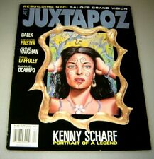 Juxtapoz Art & Culture Mag 37 Kenny Scharf March / April 2002