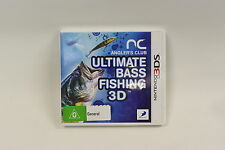 Angler's Club: Ultimate Bass Fishing 3D - Nintendo 3DS Game