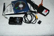 Sony Cyber-shot DSC-W230 12.1MP Digital Camera - Silver Complete 2F