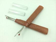 Multi Purpose Seam Ripper Stitch Picker Unpicker Thread Cutter Sewing Tool & Cap