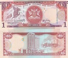 TRINIDAD & TOBAGO 2006.$1,P-41,UNCIRCULATED (S)
