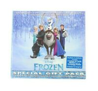 Disney Frozen Special Gift Pack 3 CD Box Set Album Soundtrack Brand New Sealed