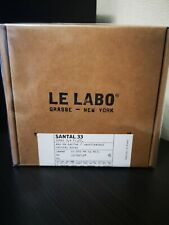 Le Labo SANTAL 33 Eau de Parfum 3.4 oz / 100 ml *NEW in a sealed BOX UNISEX*