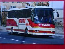 PHOTO  MAYNE BOVA BUS REG LIB 6437
