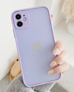 PURPLE SHOCKPROOF Cover For iPhone XS/X Tempered Glass
