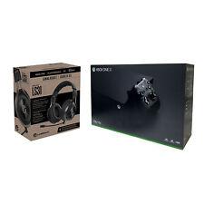 XBOX ONE X 1TB/LUCIDSOUND LS31LE Refurb Bundle [Factory Refurbished]
