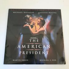 New! THE AMERICAN PRESIDENT (LaserDisc, Widescreen, 1996) FACTORY SEALED! Deluxe