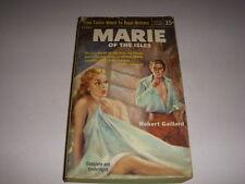 MARIE OF THE ISLES by ROBERT GAILLARD, Popular Giant #G139X, 2nd Print, 1955, PB