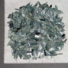 KYANITE BLUE BLADES 5-15mm rough 1/4 lb bulk xmini-xs stones