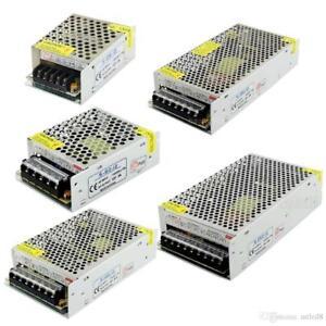 DC LED Driver 5V/12V/24V  Switching Power Supply Transformer for LED Strip CCTV