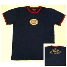 Marvel Comics LARGE Men's Shirt: Avengers DOCTOR STRANGE Cinema MCU Movie Promo