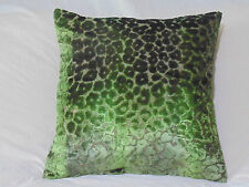 Designers Guild Velvet Fabric Zannachi Emerald  Cushion Cover  size available