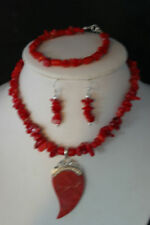 Coral Strand/String Fine Necklaces & Pendants