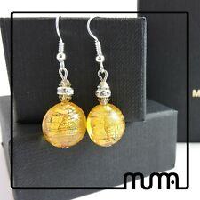 Orecchini in vetro di Murano, artigianali, confezione regalo e spedizione gratis