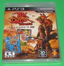 Jak and Daxter Collection Playstation 3 PS3 Factory Sealed