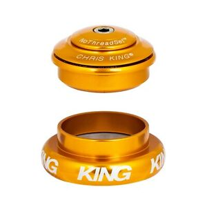 Chris King INSET™ 7 headset (color options) 44mm