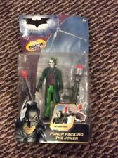The Dark Knight Punch Packing Joker w/Collectors Card