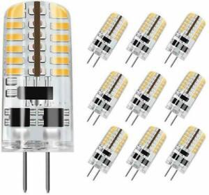 G4 3W LED Licht Lampen AC / DC 12V Entspricht 20W ~ 25W T3 Halogenbirne th