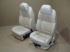 BMW F04 Vordersitze Komfortsitze Sitze Seats Leder NAPPA OYSTER