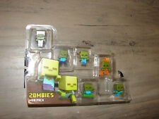 Mattel Minecraft Mini-Figure Mob Pack Styles May Vary  *** NICE ***