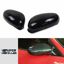 PORSCHE 996 986 911 CARRERA CARBON FIBER MIRROR COVERS ☚